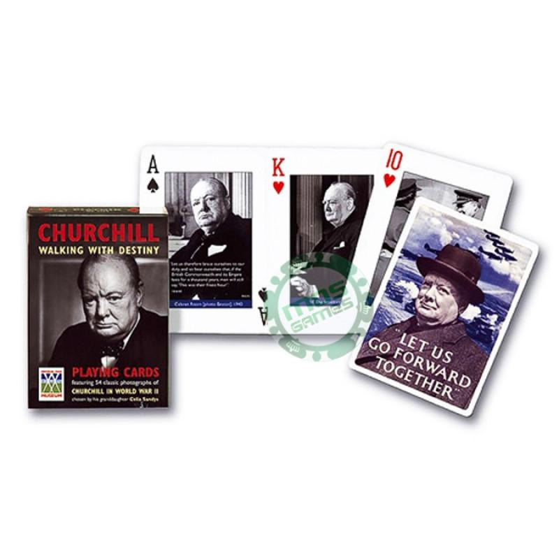 Коллекционные карты Черчиль