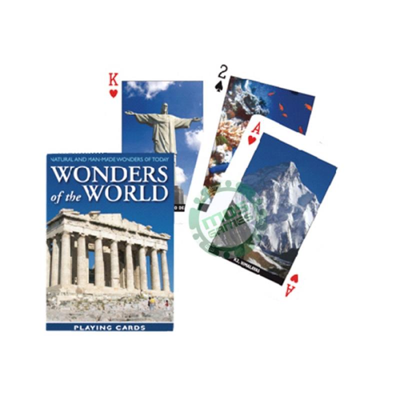Коллекционные карты Чудеса света (Акрополь)