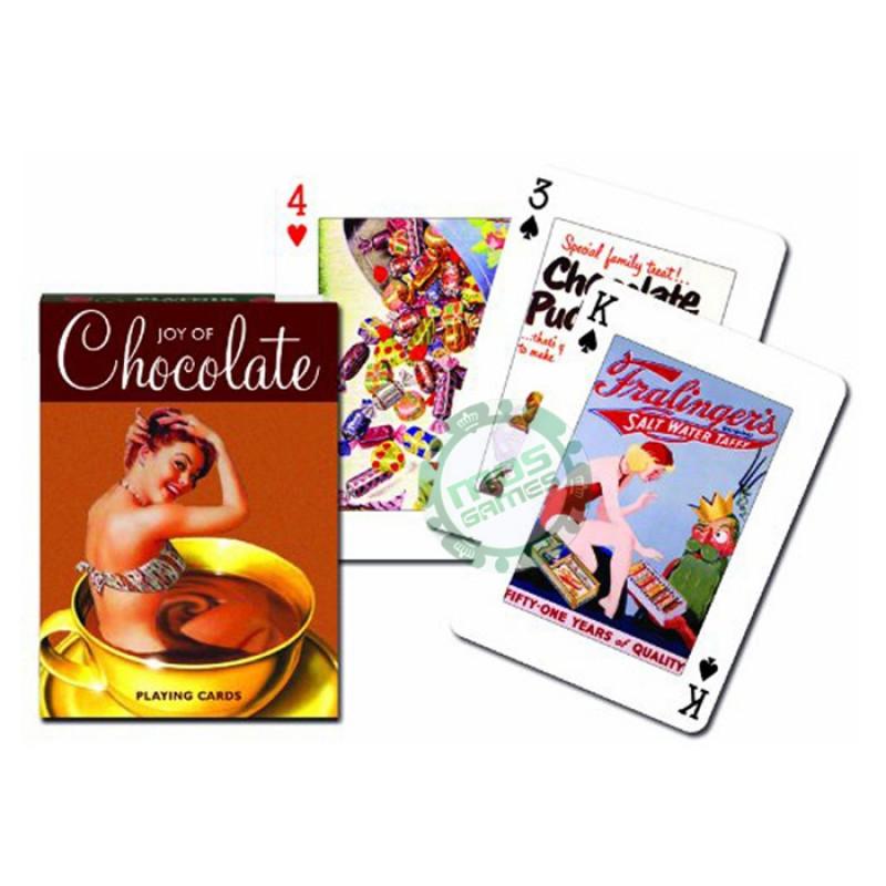Коллекционные карты Шоколадное удовольствие