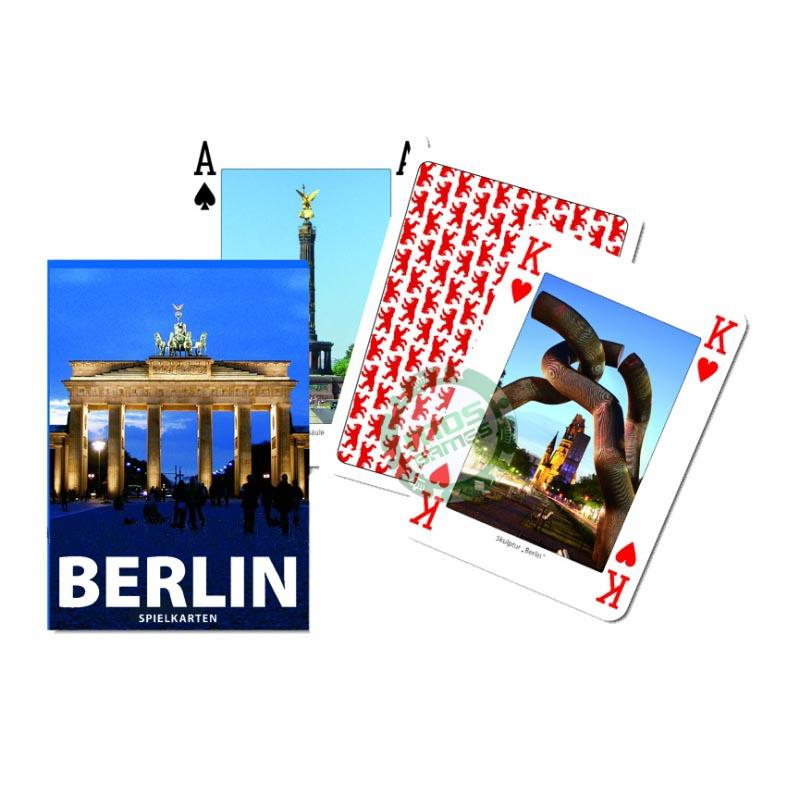 Коллекционные карты Берлин, 55 листов
