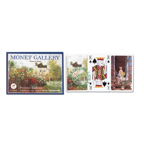 Пасьянсный набор Галерея Моне
