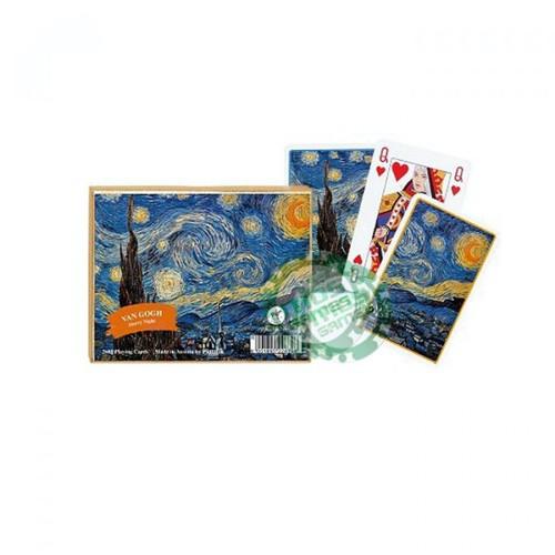Подарочный набор карт Ван Гог - Звездная ночь