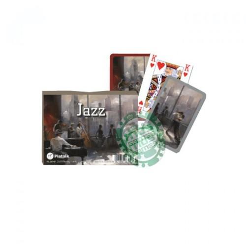 Подарочный набор карт Джаз