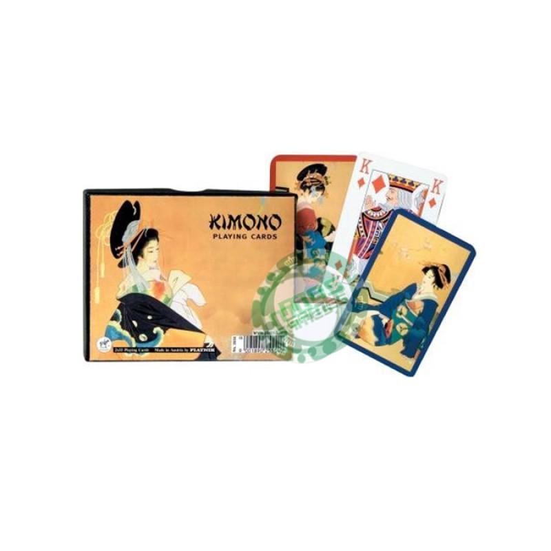 Подарочный набор карт Кимоно