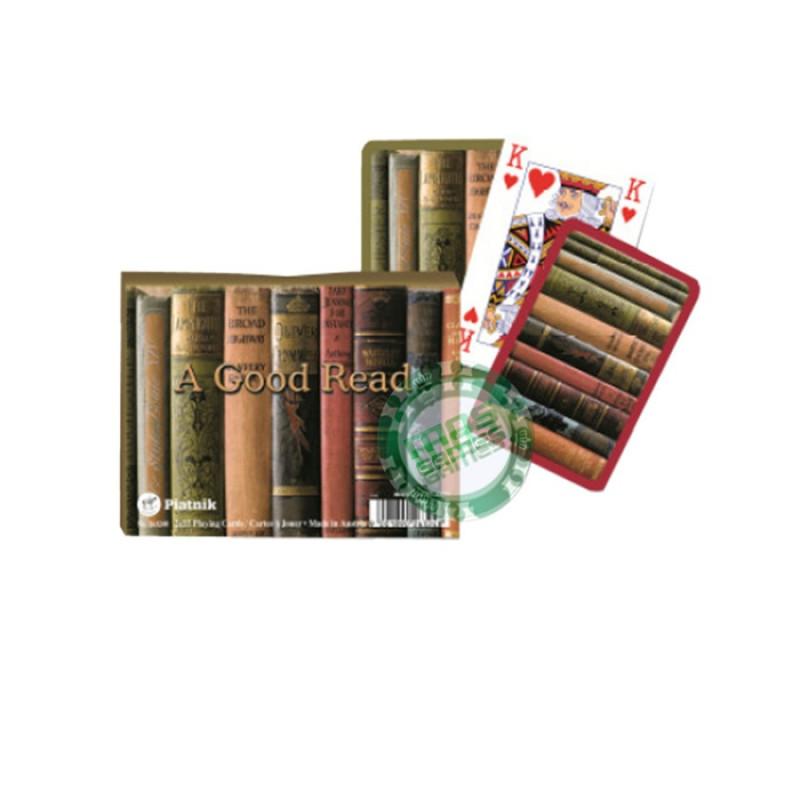 Подарочный набор карт Книги