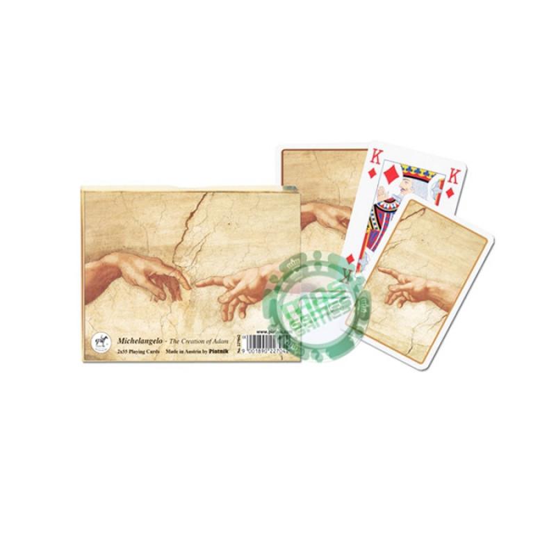 Подарочный набор карт Микеланджело