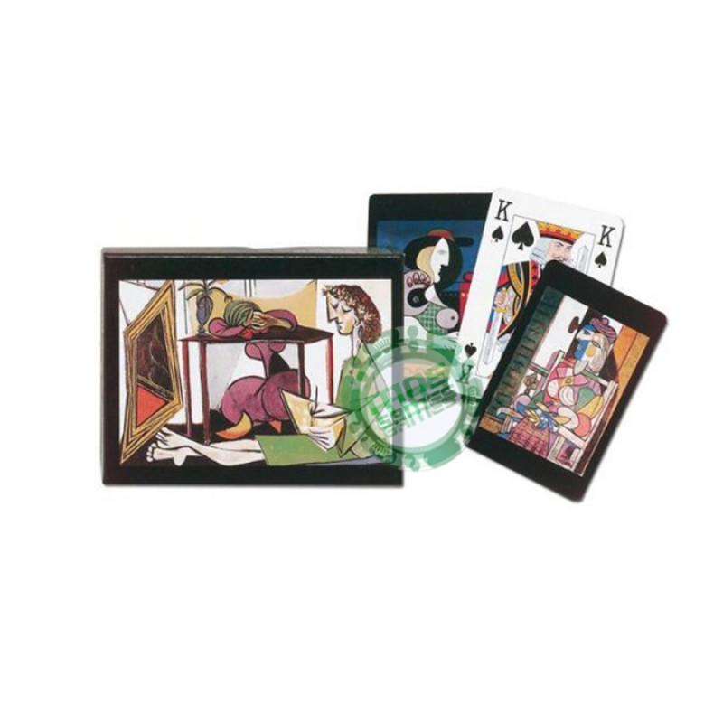 Подарочный набор карт Пикассо