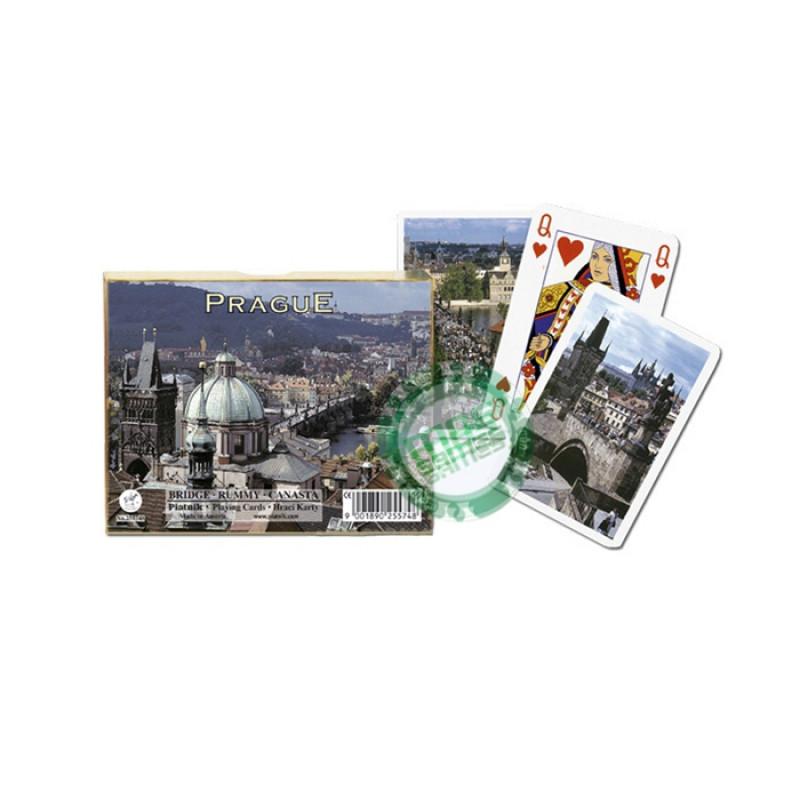 Подарочный набор карт Прага