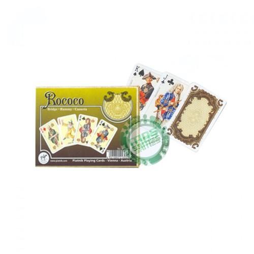 Подарочный набор карт Рококо