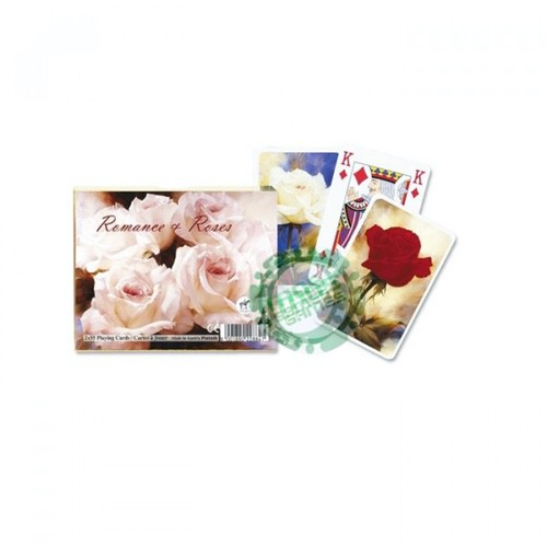Подарочный набор карт Романтика и Розы