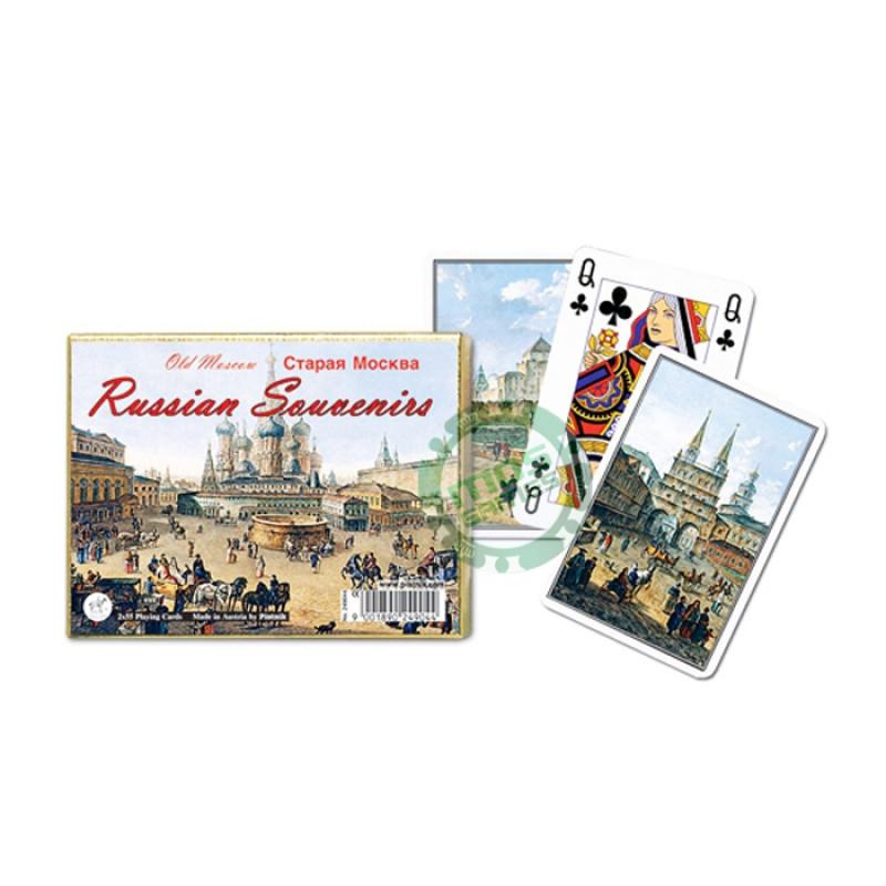 Подарочный набор карт Старая Москва