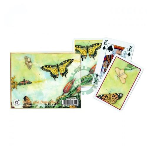Подарочный набор карт Тюльпаны и бабочки