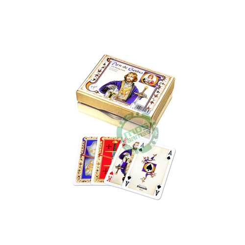 Карточный набор Арн Де Готья