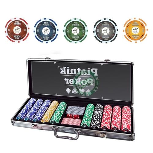 Покерный набор Pro Poker 500