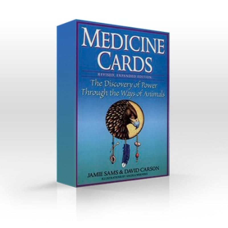 Карты Таро Medicine cards EXPANDED EDITION/Таро Медицины - расширенное издание