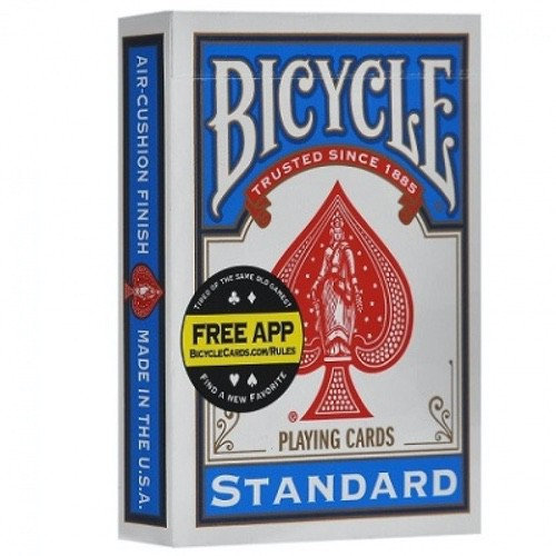 Карты Bicycle SVENGALI синие