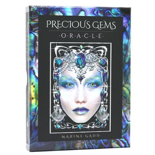 Карты Оракул Precious Gems Oracle cards/Оракул Драгоценных Камней - U.S. Games Systems