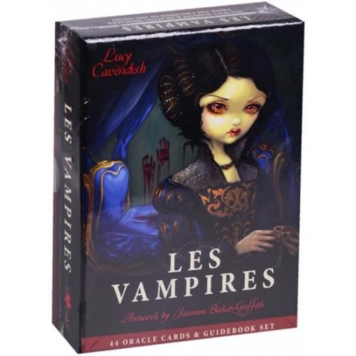 Карты Оракул Les Vampires Oracle/Оракул Вампиров - Blue Angel