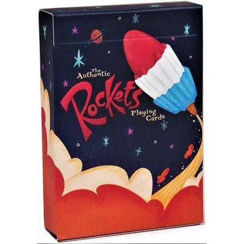 Игральные карты Rockets – Ellusionist