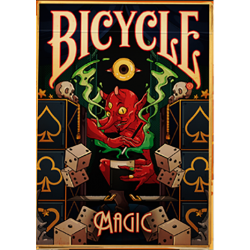 Игральные карты Bicycle Magic - Prestige Playing Cards