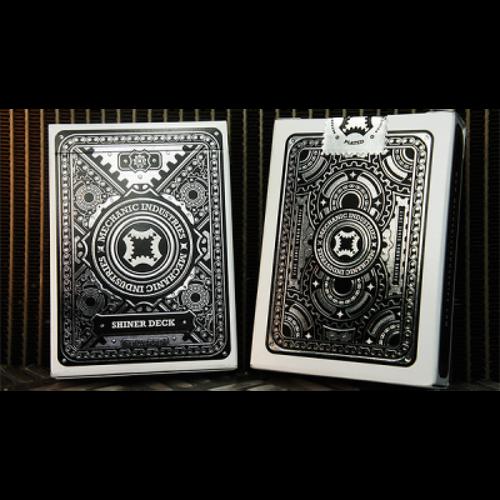Игральные карты Mechanic Блестящие – Mechanic Industries