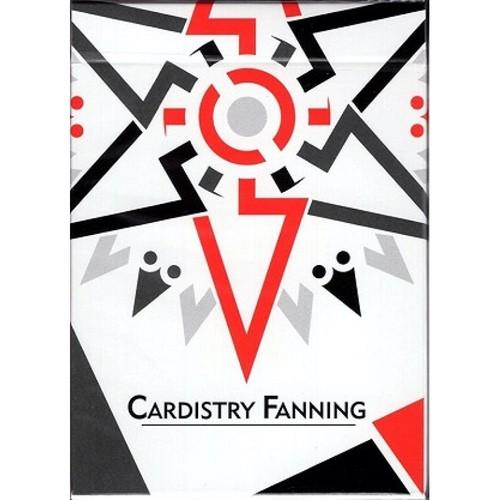 Игральные карты Cardistry Fanning (Белые)