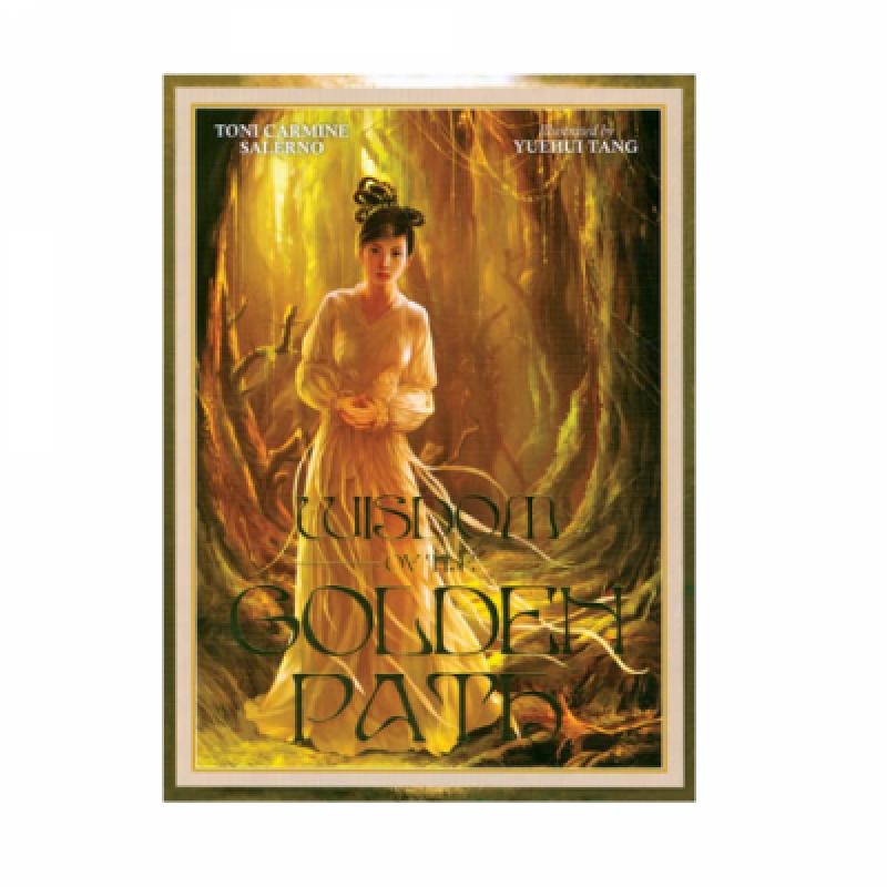 Карты Оракул Oracle cards Wisdom of the Golden Path/Оракул Мудрость Золотого Пути