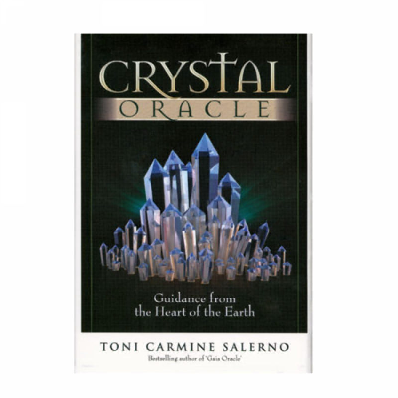 Карты Оракул Oracle cards Crystal/Оракул Кристаллов - Blue Angel