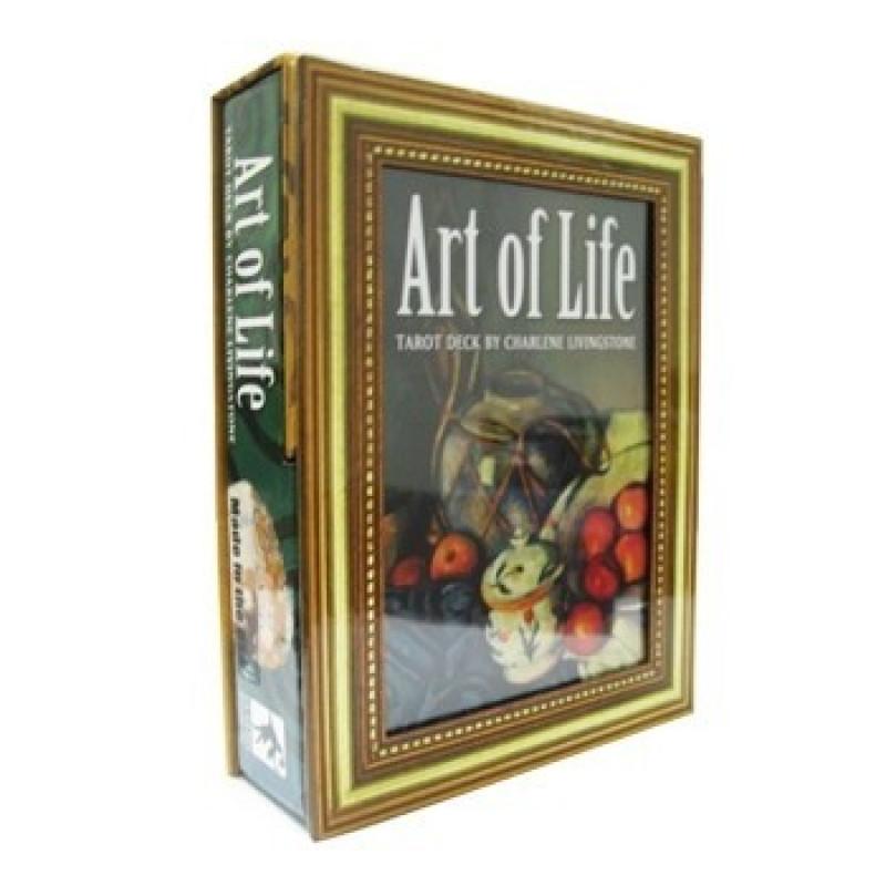 Карты Таро Art of Life Tarot/Исскуство жизни таро,USG