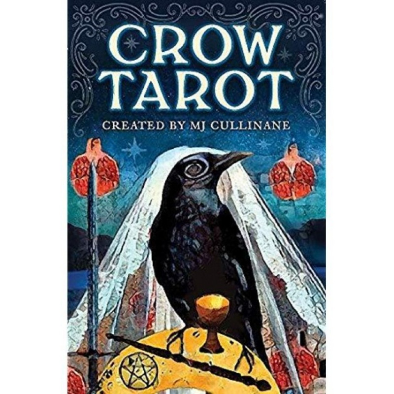 Карты Таро Crow Tarot/Таро Ворона - U.S. Games systems
