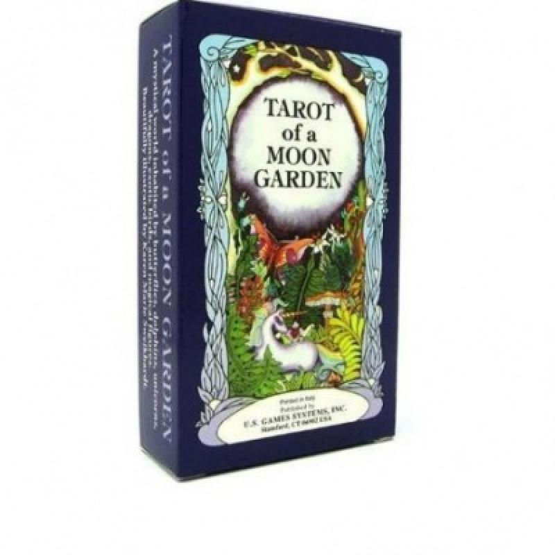 Карты Таро Tarot of the Moon Garden/Таро Лунного Сада - USG