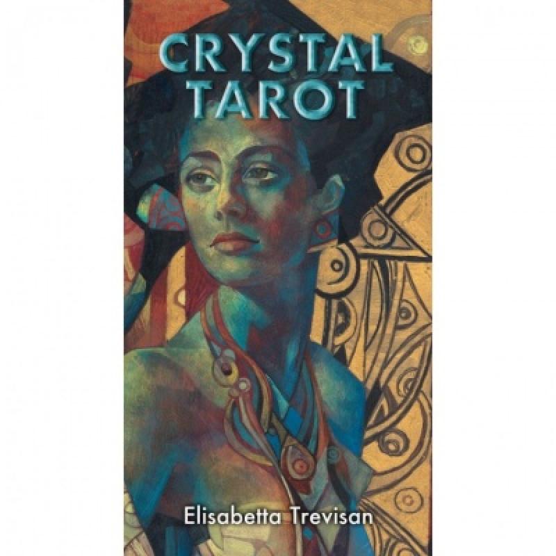 Карты Таро The Crystal Tarots Deck - Elisabetta Trevisan