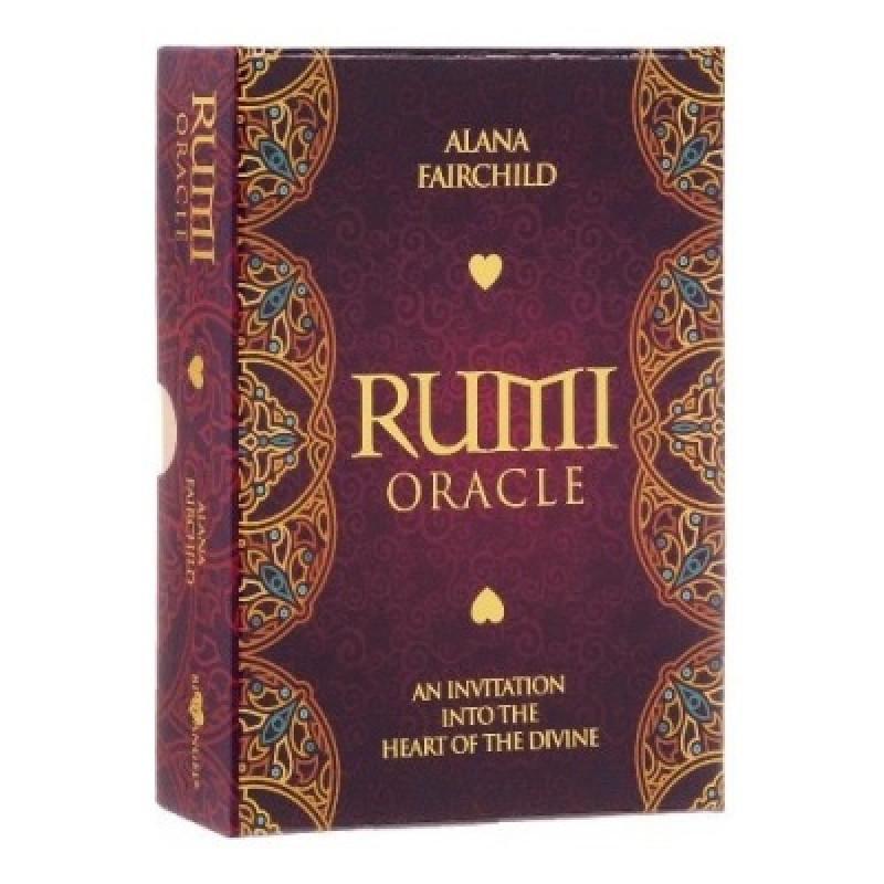 Карты Оракул Руми - Rumi Oracle