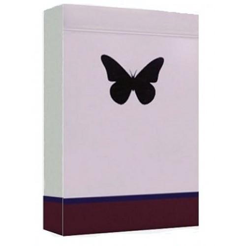 """Игральные карты """"Butterfly"""" (Маркированные, Красные) – Ondrej Psenicka"""