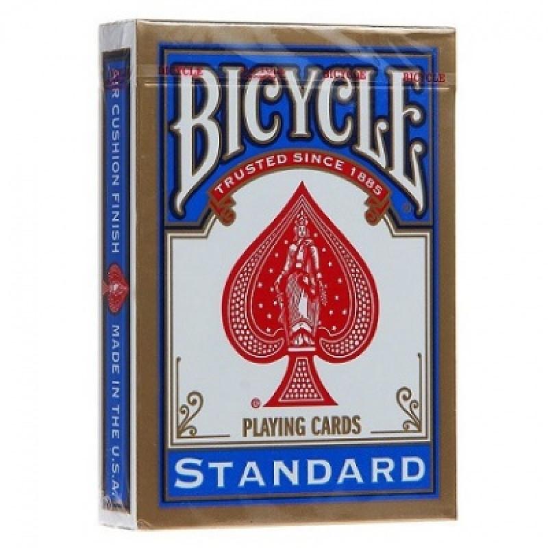 Карты Bicycle standard (синие)