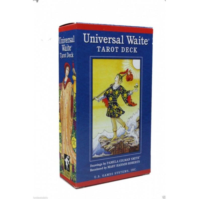 Карты Таро Universal Waite - Универсальное Таро Уэйта