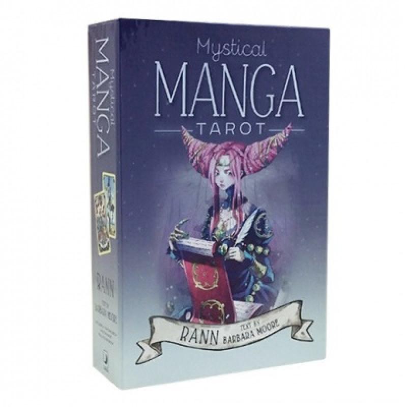 Карты Таро Tarot Cards Mystical Manga - Llewellyn