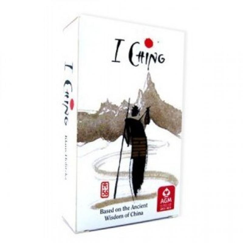 Карты Таро Oracle Cards I Ching/I Ching Духовные гексаграммы, AGM