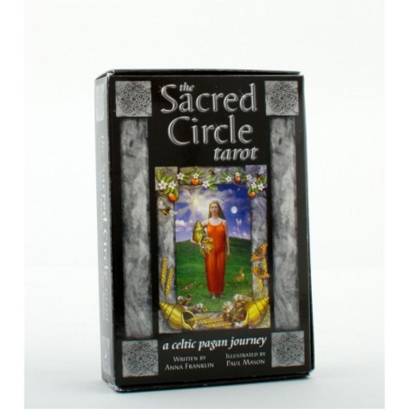 Карты Таро Sacred Circle Tarot/Таро Священного Круга - Llewellyn