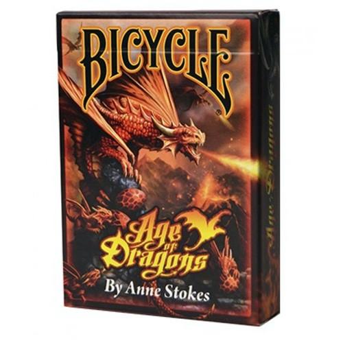 Карты Bicycle Anne Stokes Драконы