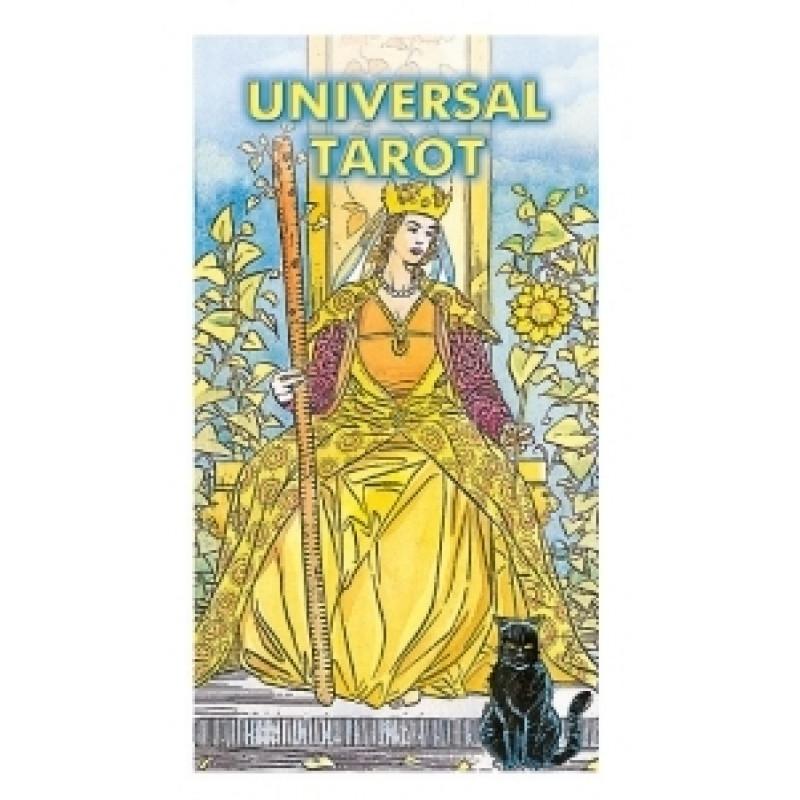 Карты Универсальное Таро - Universal Tarot - Lo Scarabeo