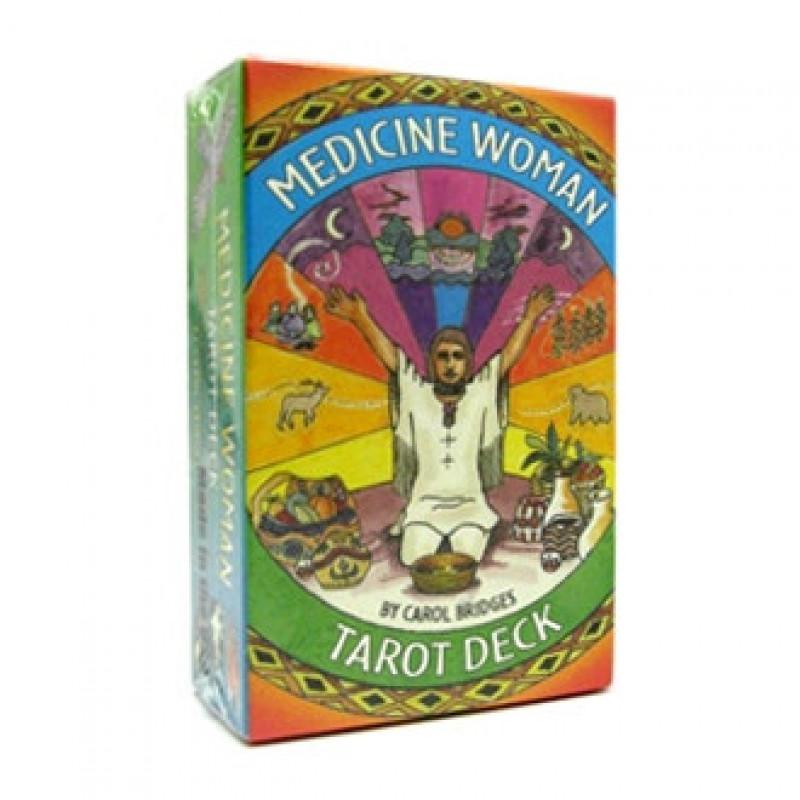 Карты Таро Medicine Woman Tarot/Таро Целительницы, USG
