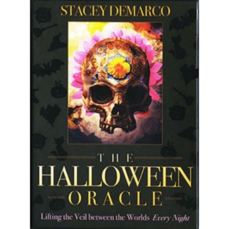 Карты Оракул The Halloween Oracle cards/Оракул Хэллоуин