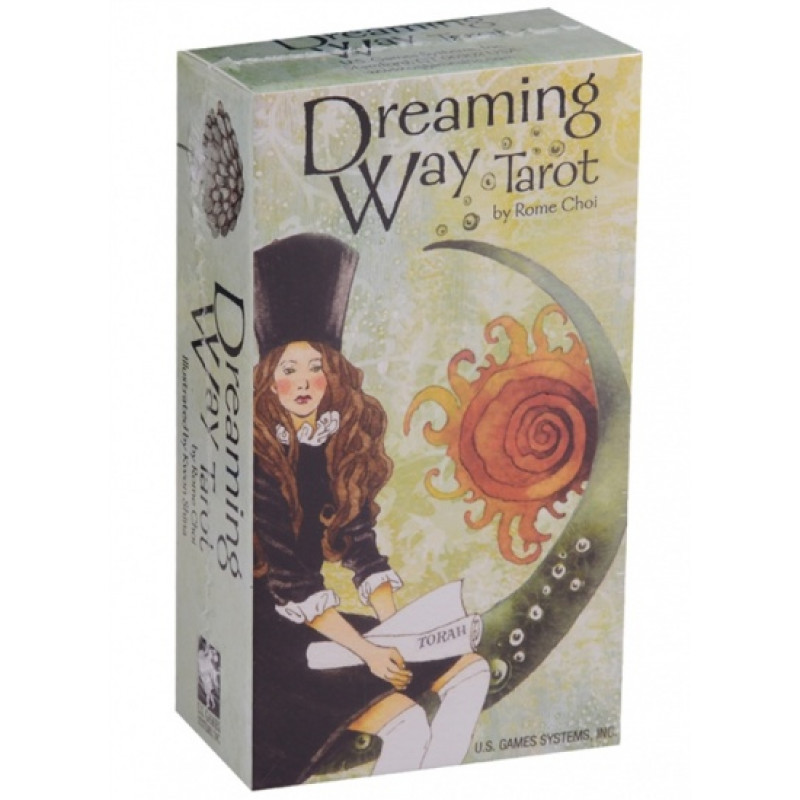 Карты Таро Dreaming Way /Путь сноведения таро, USG