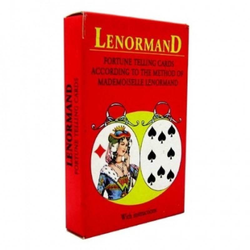 Карты Таро Lenormand Fortune Telling Cards/Предсказательные карты мадемуазель Ленорман, AGM