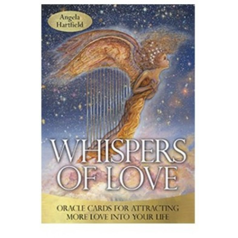 Карты Оракул Oracle Cards Whispers of love/Оракул Шепот Любви