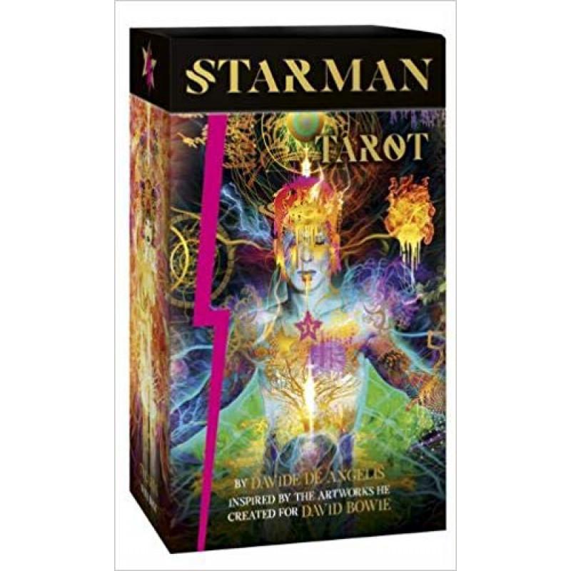 Карты Таро Starman Tarot/Стармэн Таро - Lo Scarabeo