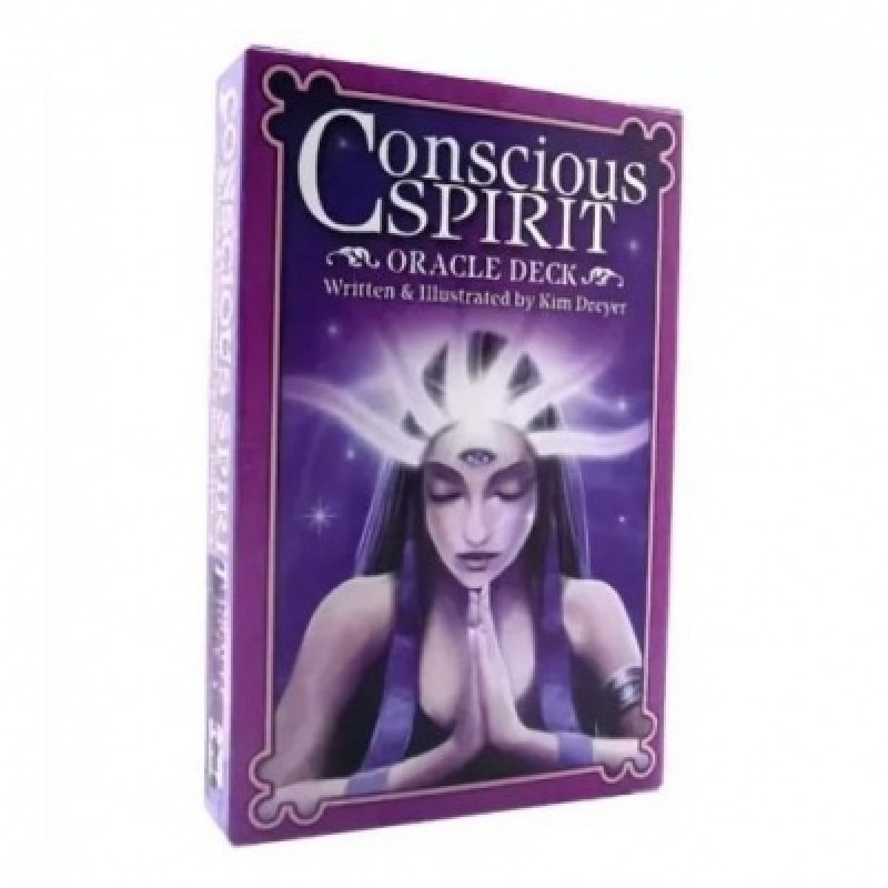 Карты Таро Conscious Spirit Oracle - US Games Systems