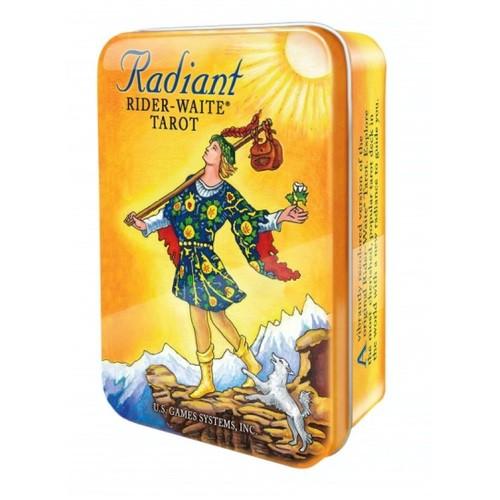 Карты Radiant Rider-Waite Tarot - Радужное Таро Райдера-Уэйта, US Games Systems