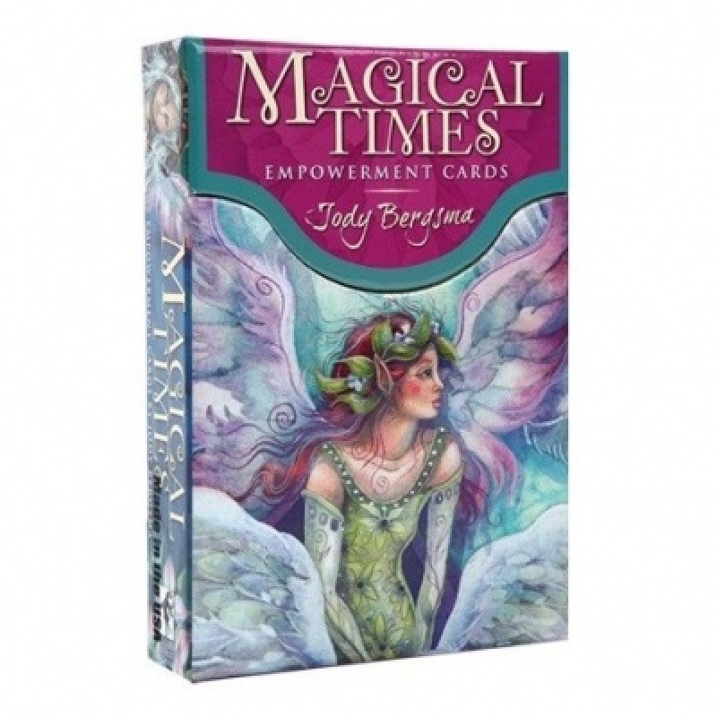 Карты Таро Magical Times Empowerment - US Games Systems